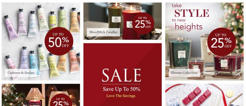 Candles Direct - Voucher Codes