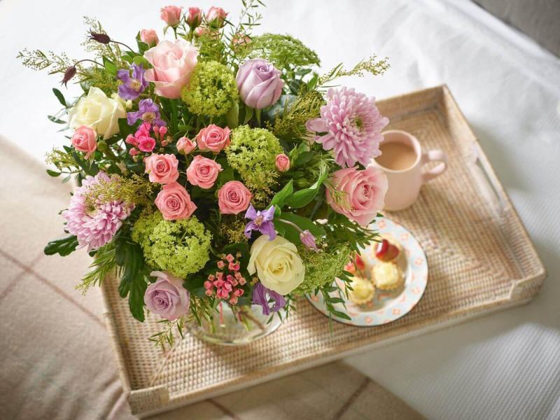 Mother's Day Bouquet - Interflora