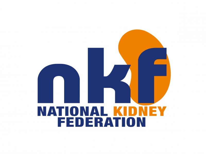 National Kidney Federation Charity Logo