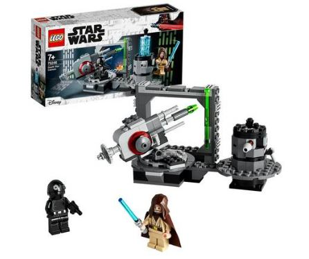 Lego Star Wars Death Star Cannon Building Set - Argos