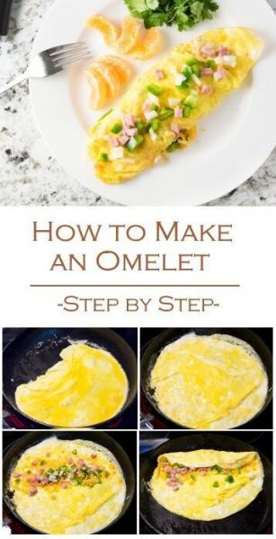 Step by Step Guide on How to Make the Perfect Omelete