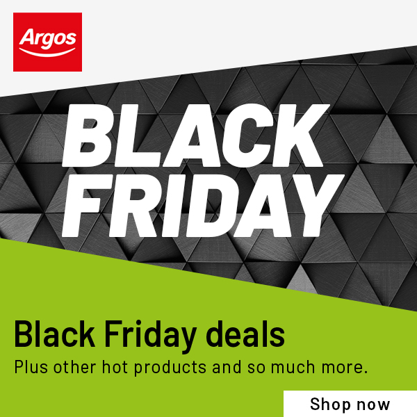 Argos Black Friday Deals