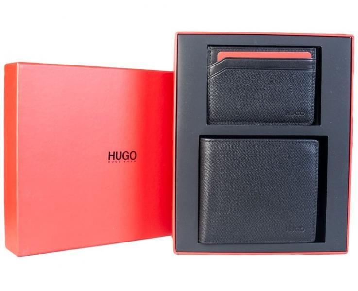 Hugo Boss Wallet from Sage Clothing